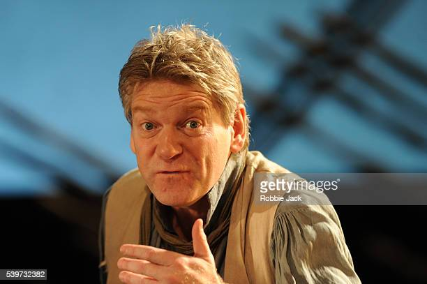 Kenneth Branagh performs in the Donmar's production of Chekhov's play Ivanov This is a new version by Tom Stoppard and is directed by Michael...