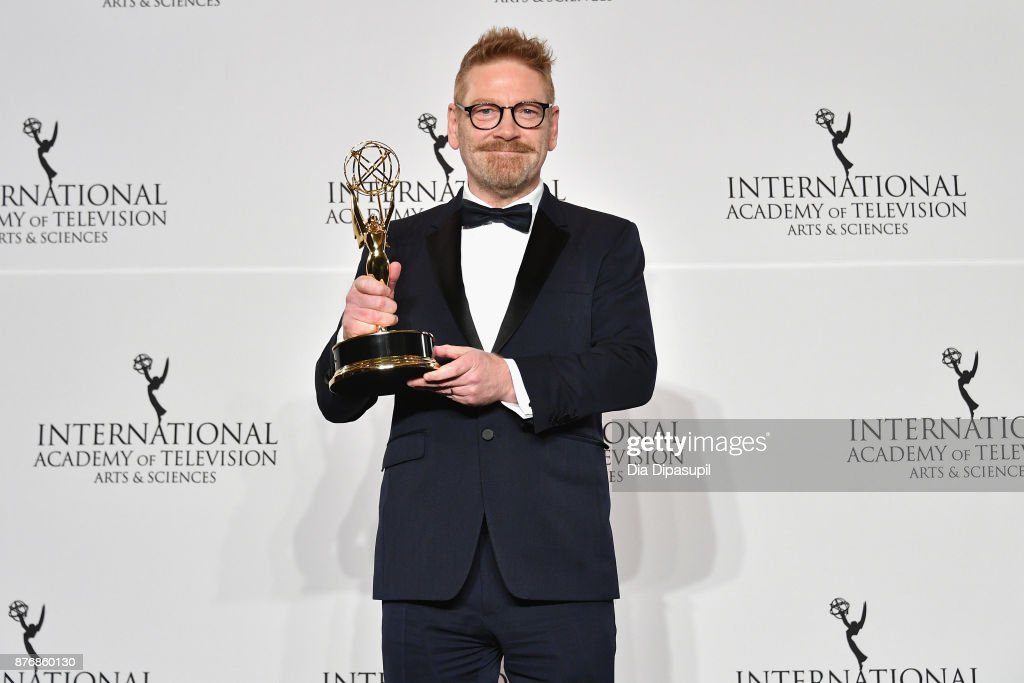 45th International Emmy Awards - Press Room