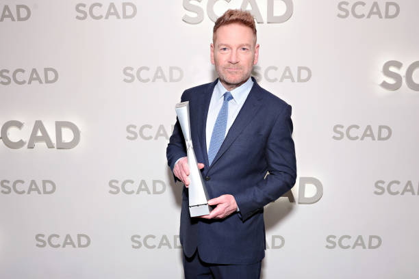 GA: 24th SCAD Savannah Film Festival -Kenneth Branagh Lifetime Achievement In Acting And Directing Presentation