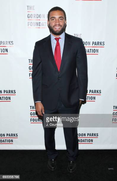 Kenneth Chenault Jr attends the 2017 Gordon Parks Foundation Awards Gala at Cipriani 42nd Street on June 6 2017 in New York City