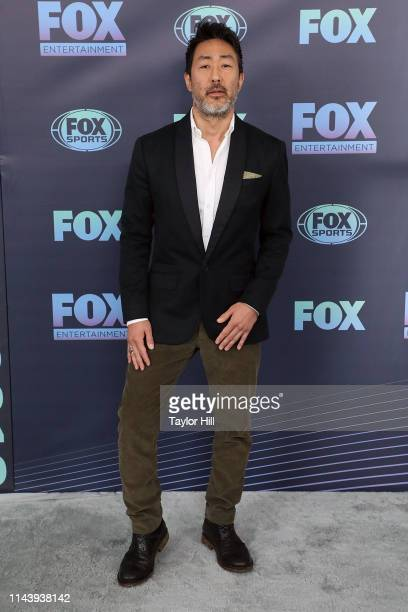 Kenneth Choi attends the 2019 Fox Upfront at Wollman Rink Central Park on May 13 2019 in New York City