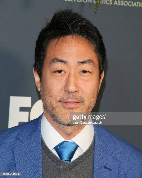 Kenneth Choi attends the Fox Winter TCA at The Fig House on February 06 2019 in Los Angeles California