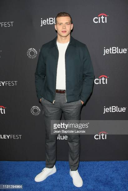 Kenneth Choi attends the Paley Center For Media's 2019 PaleyFest LA 911 held at the Dolby Theater on March 17 2019 in Los Angeles California
