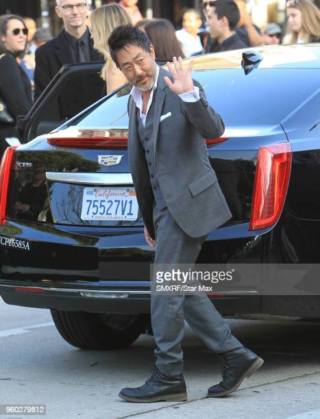 Kenneth Choi is seen on May 19 2018 in Los Angeles CA