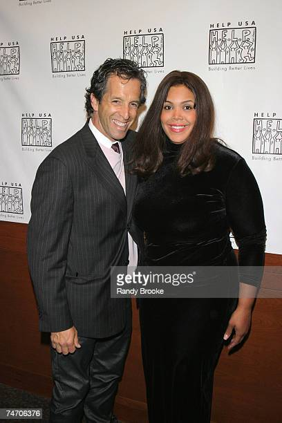 Kenneth Cole and Khaliah ALi at the Pier Sixty Chelsea Piers in New York New York
