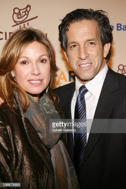 Kenneth Cole and Maria Cuomo Cole during Gloria Estefan kicked off the 2006 Cipriani Deutsche Bank Concert Series benefiting AmFAR at Cipriani Wall...