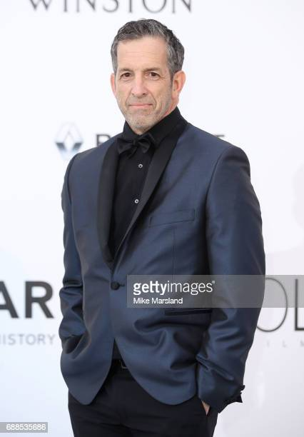 Kenneth Cole arrives at the amfAR Gala Cannes 2017 at Hotel du CapEdenRoc on May 25 2017 in Cap d'Antibes France