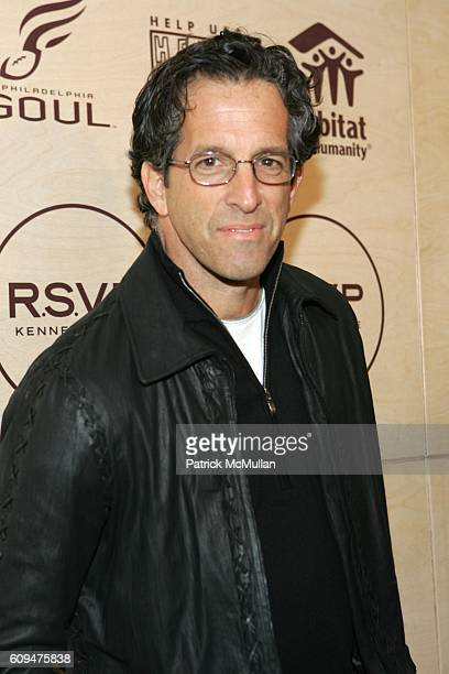 Kenneth Cole attends Jon Bon Jovi and Kenneth Cole Team Up For An Unforgettable Night of Fundraising At 'RSVP To Help' at Tribeca Rooftop on January...
