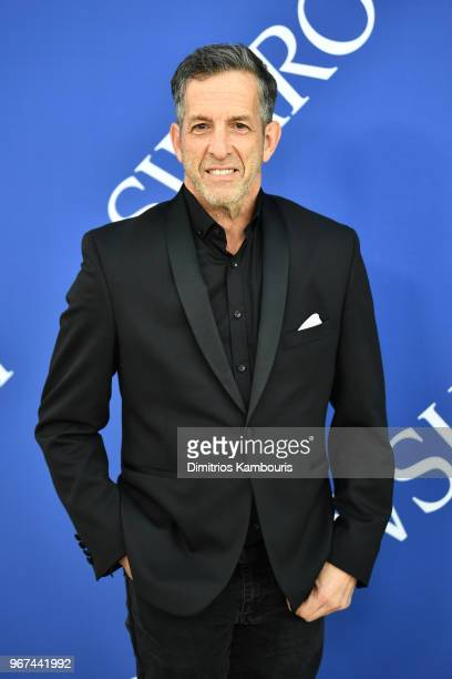 Kenneth Cole attends the 2018 CFDA Fashion Awards at Brooklyn Museum on June 4 2018 in New York City