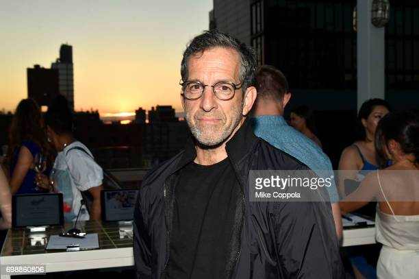 Kenneth Cole attends the amfAR generationCURE Solstice 2017 at Mr Purple on June 20 2017 in New York City