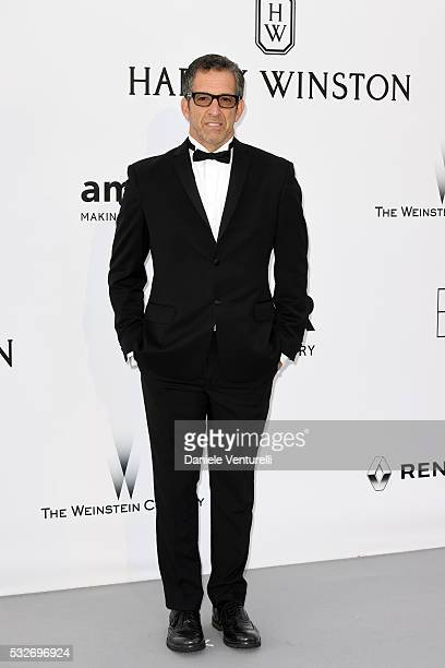 Kenneth Cole attends the amfAR's 23rd Cinema Against AIDS Gala at Hotel du CapEdenRoc on May 19 2016 in Cap d'Antibes France