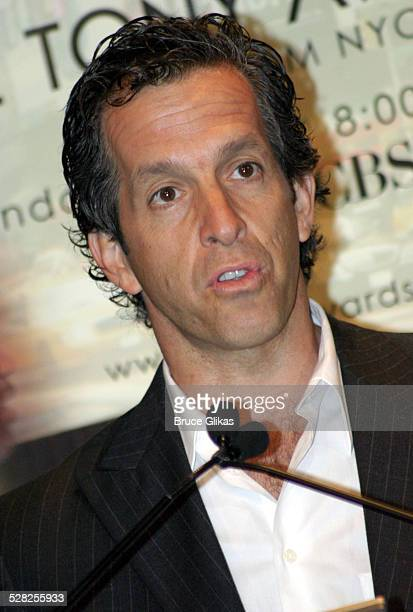 Kenneth Cole during 58th Annual Tony Awards Nominee Announcements at The Hudson Theater in New York City New York United States