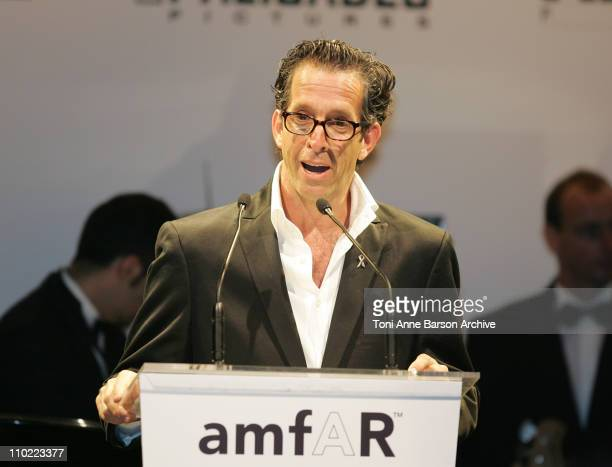 """Kenneth Cole during amfAR """"Cinema Against AIDS"""" Gala Presented By Miramax Films, Palisades Pictures and Quintessentially - Auction at Le Moulins de..."""