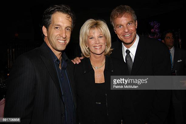 Kenneth Cole Joan Lunden and Jeff Konigsberg attend The Event To Prevent A Benefit for The Candie's Foundation for the Prevention of Teenage...