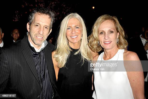 08d1619787dca2 Kenneth Cole Libby Edelman and Diane Sullivan attend the Brown Shoe Company  Celebrates 100 Years on