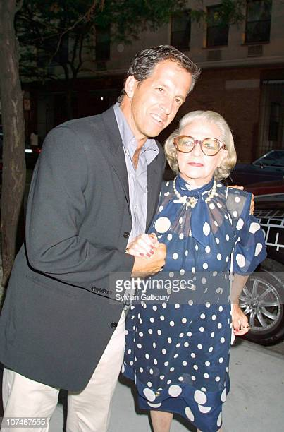 Kenneth Cole Pauline Trigere during Diane von Furstenberg Toasts Peter Arnold as Executive Director of the Council of Fashion Designers of America at...