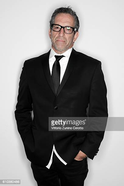 Kenneth Cole poses for a portrait during amfAR Milano 2016 at La Permanente on September 24 2016 in Milan Italy