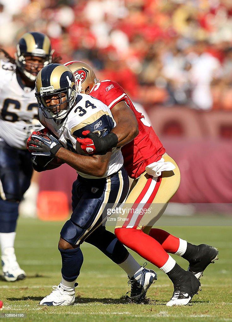 St. Louis Rams v San Francisco 49ers : News Photo