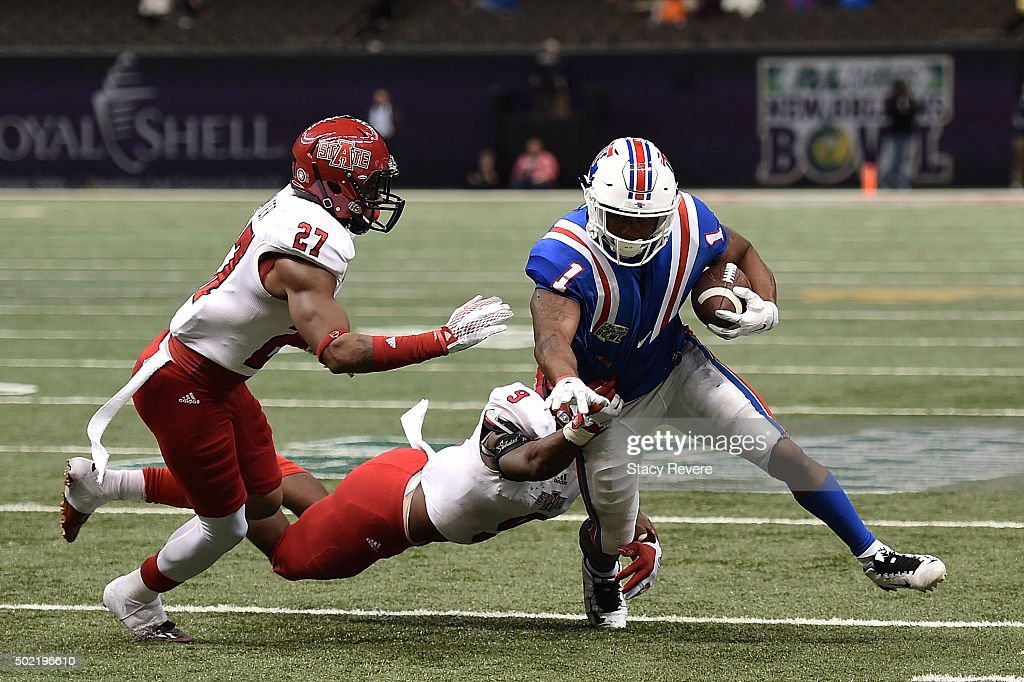 R+L Carriers New Orleans Bowl - Arkansas State v Louisiana Tech : News Photo