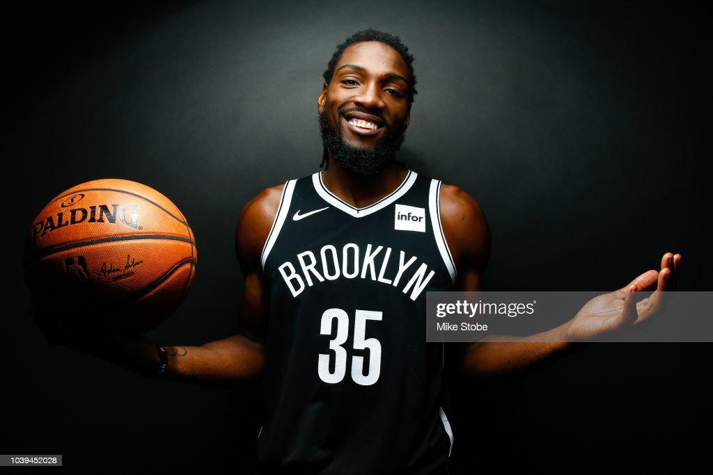Brooklyn Nets Media Day