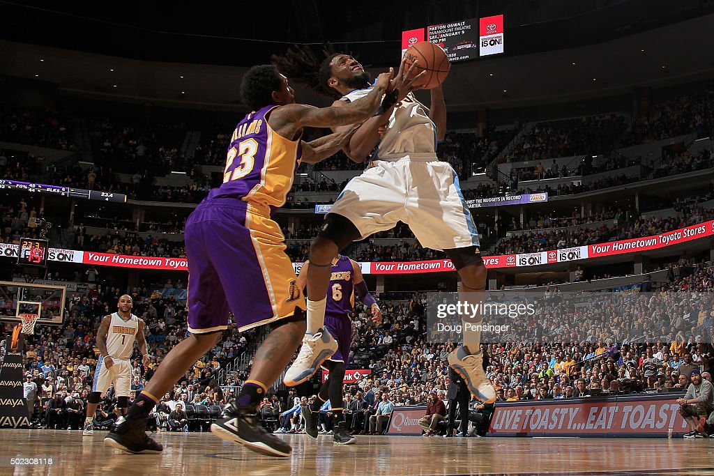 Los Angeles Lakers v Denver Nuggets