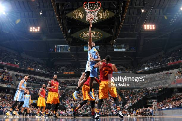 Kenneth Faried Pictures And Photos Getty Images