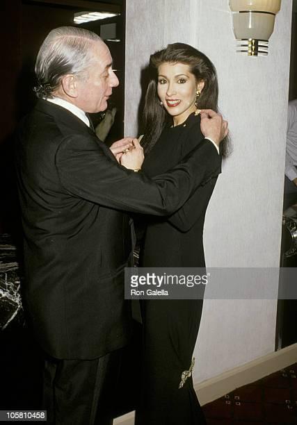 Kenneth Jay Lane and Lynn Marshall Von Furstenberg