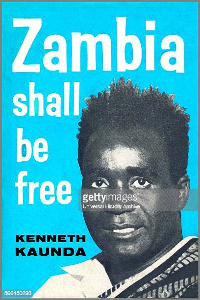 Kenneth Kaunda served as the first President of Zambia from 1964 to 1991