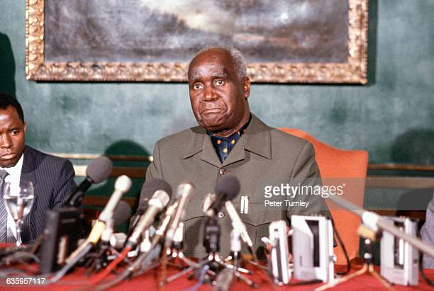 Kenneth Kaunda started his career in Zambian politics in the early 1950s when he worked with the African National Congress the first major...