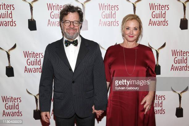 Kenneth Lonergan and J SmithCameron attend 71st Annual Writers Guild Awards New York Ceremony at Edison Ballroom on February 17 2019 in New York City