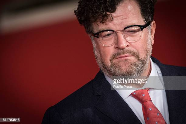 Kenneth Lonergan during the 11th Rome Film Festival Red Carpet 'Manchester By The Sea'.