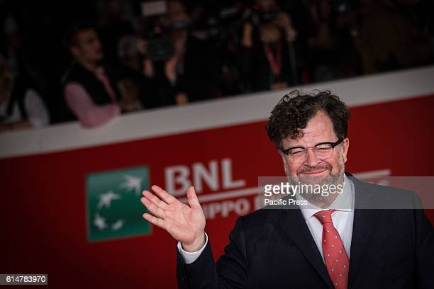 Kenneth Lonergan during the 11th Rome Film Festival Red Carpet 'Manchester By The Sea'