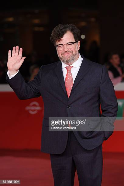 Kenneth Lonergan walks a red carpet for 'Manchester By The Sea' during the 11th Rome Film Festival at Auditorium Parco Della Musica on October 14...
