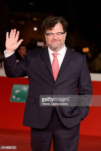 Kenneth Lonergan walks a red carpet for 'Manchester By The Sea' during the 11th Rome Film Festival at Auditorium Parco Della Musica on October 14,...