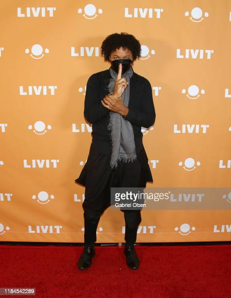 Kenneth Mayfield attends Trip 'R' Treat with LIVIT LA's Largest Live Streaming Competition on October 30 2019 in Hollywood California
