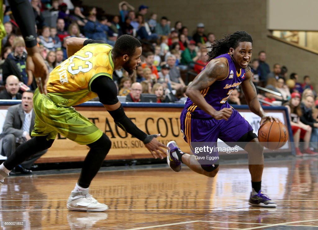 Los Angeles D-Fenders v Sioux Falls Skyforce
