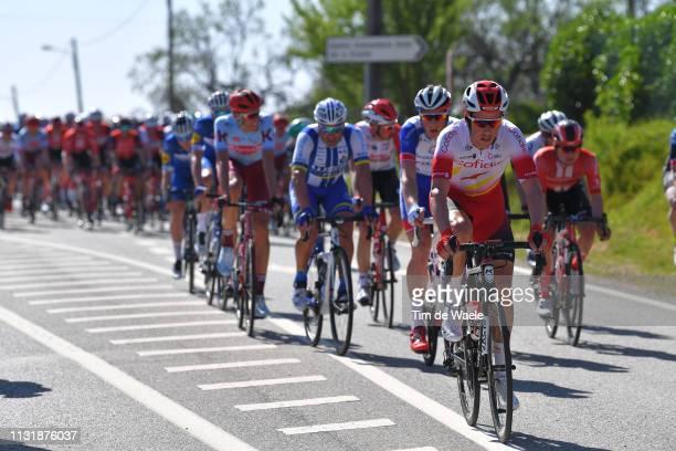 Kenneth Vanbilsen of Belgium and Team Cofidis / during the 45th Volta ao Algarve, Stage 5 a 173,5km stage from Faro to Alto Do Malhão 518m - Loulé /...