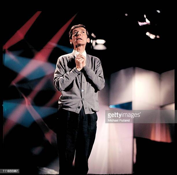Kenneth Williams appears on a TV show UK
