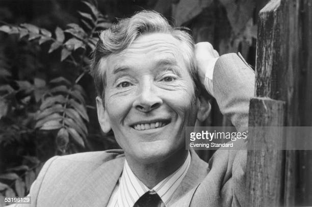 Kenneth Williams English actor and comedian 29th August 1980