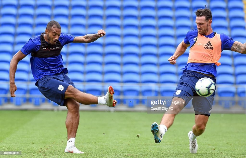 Cardiff City Training Session