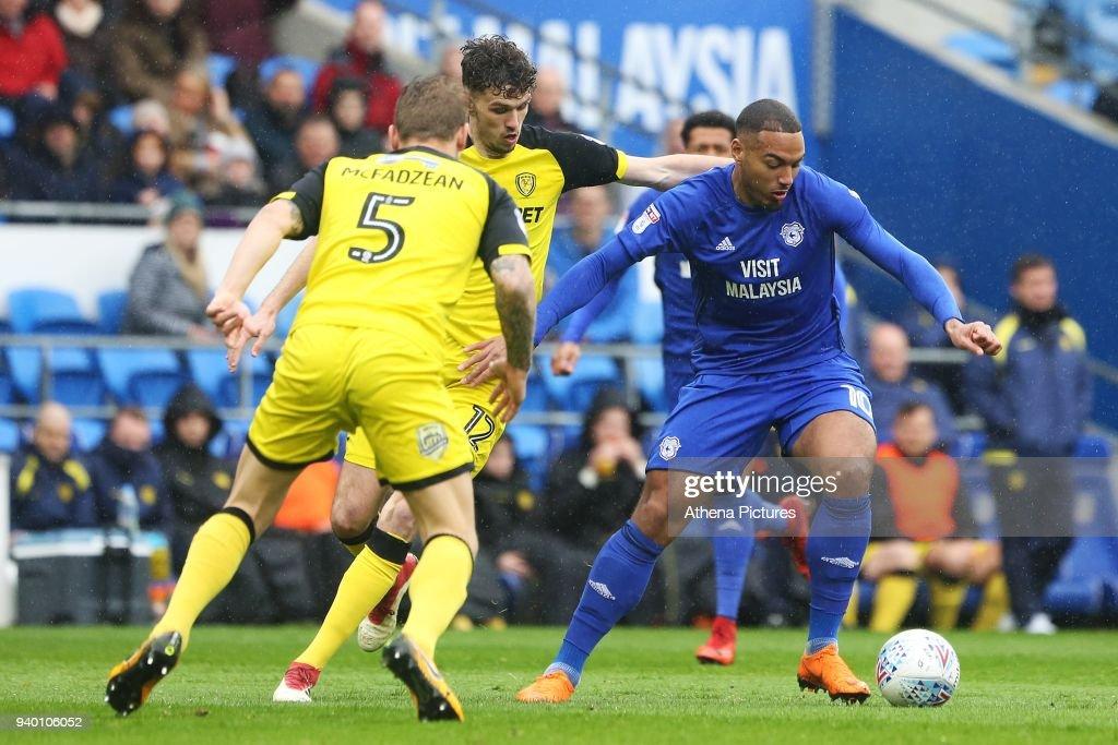 Cardiff City v Burton Albion - Sky Bet Championship : News Photo