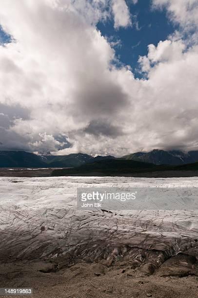 Kennicott Root Glacier.
