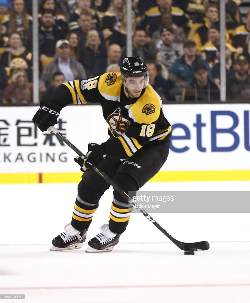 Vancouver Canucks v Boston Bruins : News Photo