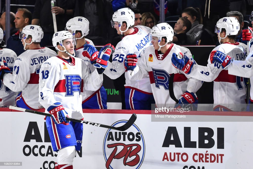 Binghamton Devils v Laval Rocket : News Photo