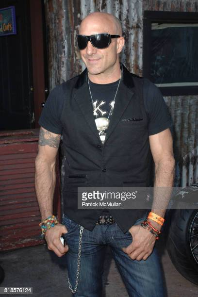 Kenny Arnoff attends THE 3RD ANNUAL SUNSET STRIP MUSIC FESTIVAL LAUNCHES WITH A TRIBUTE TO SLASH at House Of Blues on August 26 2010 in West...