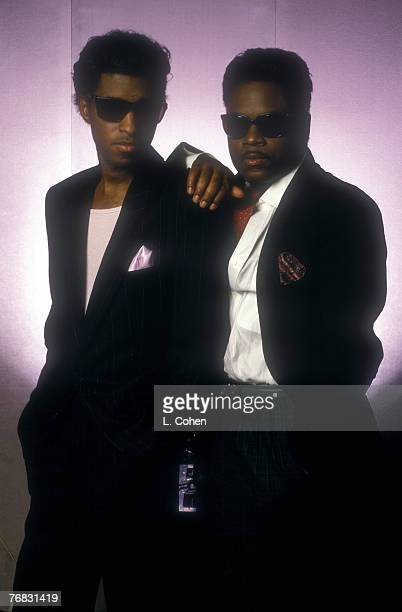 Kenny Babyface Edmonds and Antonio LA Reid