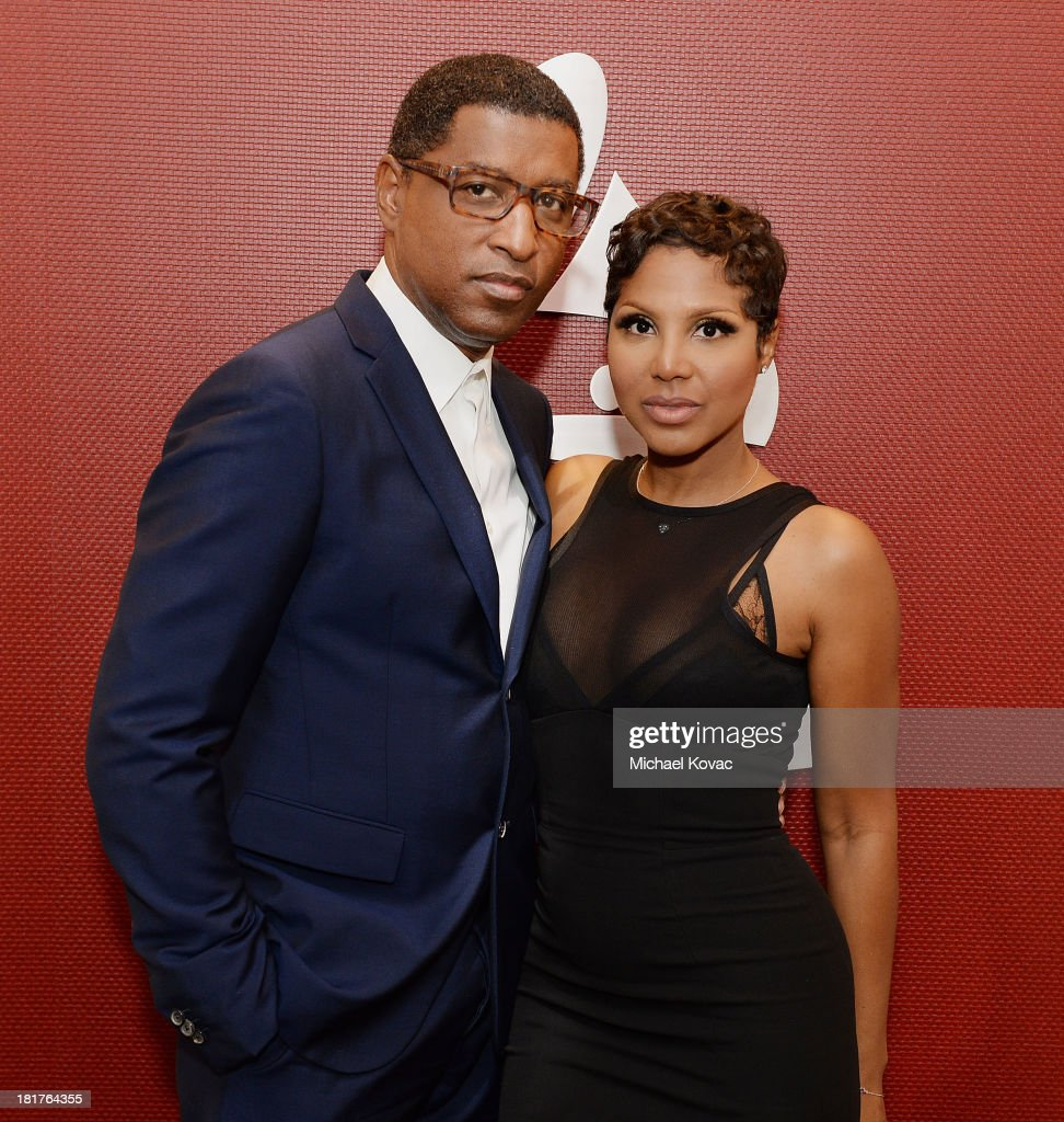 The Recording Academy Presents A Conversation With Toni Braxton And Babyface : News Photo