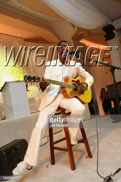 """Kenny """"Babyface"""" Edmonds during Dr. Phil's Son Jay McGraw and Erica Dahm Wedding Photos at Private Home in Beverly Hills, California, United States."""