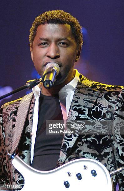 Kenny 'Babyface' Edmonds during Kenny 'Babyface' Edmonds 'Grown Sexy' World Tour at the Atlanta Civic Center December 13 2005 at Atlanta Civic Center...