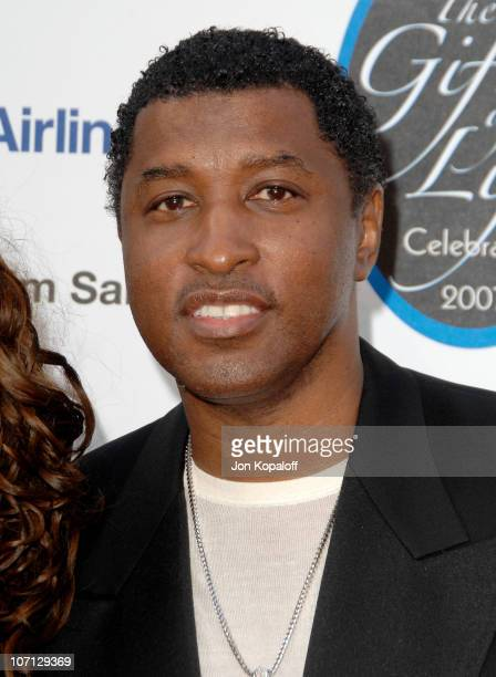 Kenny 'Babyface' Edmonds during National Kidney Foundation of Southern California's 28th Annual Gift of Life Celebration and Award Dinner at Warner...